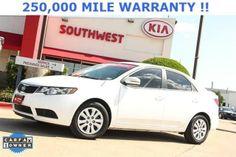 2013 Kia Forte, 5,556 miles, $16,000.