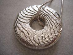 Circles of the sea pendant by KatrinaNewman on Etsy