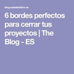 6 bordes perfectos para cerrar tus proyectos | The Blog - ES