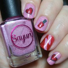 Gauche Gal Shares :: Favourite Indie Brands to show support for the Indie Nail Polish Industry