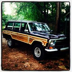 Wagoneer.  You could not own a car like this without a plethora of great stories