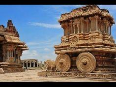 Tourist Destination in INDIA - Hampi, Karnataka
