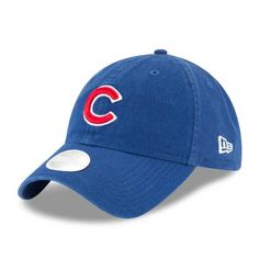 competitive price df6ec 8c227 Womens chicago cubs essential 9twenty adjustable
