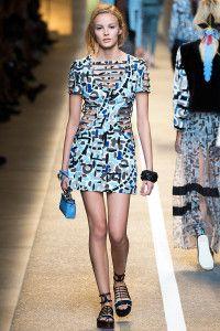 Fendi Spring 2015 RTW — Vogue