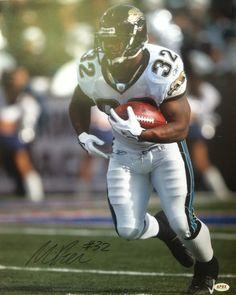Maurice Jones-Drew Jacksonville Jaguars Autographed 16x20 Photo 7bb49a0dd