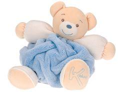 Kaloo Plume ultra soft chubby bear, safe from birth.