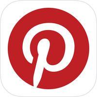 App名: Pinterest(ピンタレスト)、デベロッパ: Pinterest