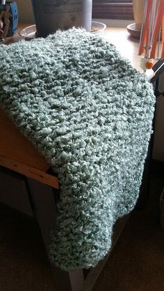 Comfort for Critters charity blanket.