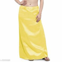 Ethnic Bottomwear - Petticoats Stylish Women Petticoats Fabric: Satin Multipack: 1 Sizes:  Free Size (Waist Size: 28 in Length Size: 38 in Hip Size: 28 in) Country of Origin: India Sizes Available: Free Size *Proof of Safe Delivery! Click to know on Safety Standards of Delivery Partners- https://ltl.sh/y_nZrAV3  Catalog Rating: ★4 (890)  Catalog Name: Stylish Women Petticoats CatalogID_796791 C74-SC1019 Code: 762-5356828-