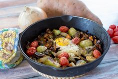 Brussel Sprout Hash - Powered by @ultimaterecipe