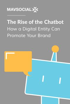 MavSocial Blog | Back in April 2016, an announcement was made by Facebook inviting third parties to use the Facebook Messenger platform to host their own chatbots...First thing's first: what is a chatbot?