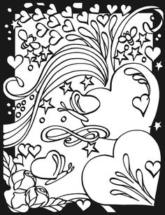 Welcome to Dover Publications  Heart to Heart Stained Glass Coloring Book