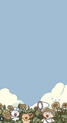Cartoon Wallpaper Iphone, Homescreen Wallpaper, Iphone Background Wallpaper, Cute Cartoon Wallpapers, Disney Wallpaper, Iphone Wallpapers, Background Images, Iphone Wallpaper Illustration, Kawaii Background