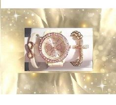 Stacking Bracelet & Watch Sets  - Color Choices - Gift-Boxed, New  #LAStyle