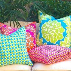Palm Beach Collection -Coastal Home Pillows