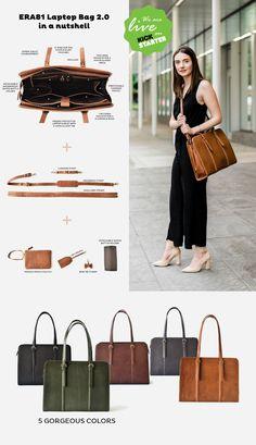 c49643408a68 45 Best Leather laptop bag images