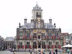 Delft - mijn geboortestad