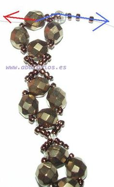 beaded bracelet tutorial == this site is loaded with tutorials!