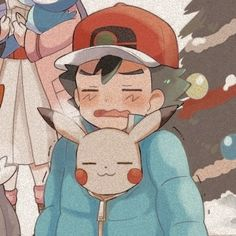 Satoshi Pokemon, Ash Pokemon, Ash Ketchum, Teddy Bear, Toys, Edit Icon, Melanie Martinez, Animals, Monsters