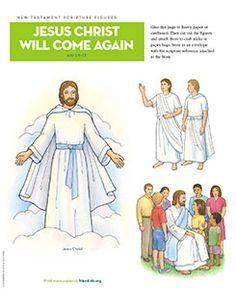 Scripture Figures: Jesus Christ Will Come Again