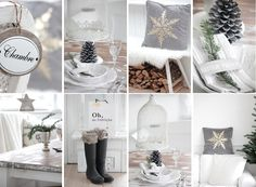 White and Shabby: JOYEUX NOEL!