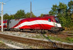 RailPictures.Net Photo: 1116 249 OBB Austria Rail Siemens Taurus at Bregenz, Austria by Thomas Naas