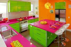 Yellow kitchen color image of kitchen design colors ideas kitchen cabinet modern kitchen design light blue kitchen cabinets Kitchen Cabinet Remodel, Modern Kitchen Cabinets, Kitchen Cabinet Design, Modern Kitchen Design, Kitchen Interior, New Kitchen, Kitchen Designs, Happy Kitchen, Apartment Kitchen