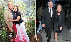 Larry Lamb 'splits' from partner of 20 years Clare Burt