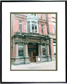 The Stags Head Pub - 2nd Oldest Pub in Dublin   Ireland Pictures & Irish Pubs