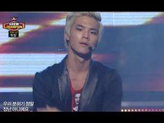 TEEN TOP - Rocking, 틴탑 - 장난아냐, Show Champion 20130911