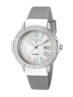Women's South Beach Grey Watch by Swiss Legend Watches at Gilt