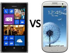 Compare Nokia Lumia 925 vs Samsung Galaxy S3