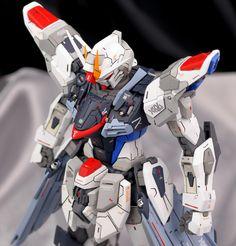 GUNDAM GUY: MG 1/100 Freedom Gundam Ver. 2.0 - Customized Build