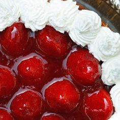 Mascarpone Strawberry Cheesecake | A Culinary Journey With Chef Dennis