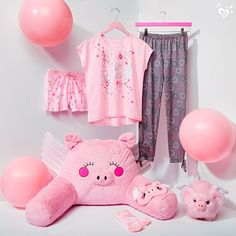 Pink on everything is everything!