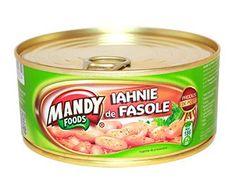 Iahnie de Fasole - Conservă easy-open, 300 g