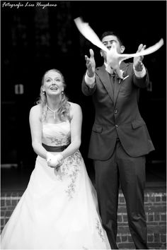 Huwelijksfotografie Silvy & Gary - Fotografie Lies Huyskens Zoersel