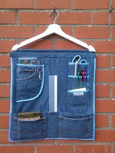 Cut Up Jeans, Jeans Denim, Jean Crafts, Denim Crafts, Baby Hoodie, Denim Art, Denim Ideas, Creation Couture, Sewing For Kids