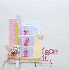 faire avec juliette court à Moncaup  Face it by TamiG at Studio Calico