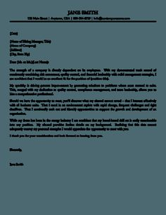 sample cover letters 8
