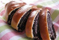 Маковый пирог - тесто творожное.
