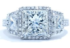 Diamond Engagement Rings, custom jewelry available - Ascot Diamonds. Buy Diamond Ring, Diamond Engagement Rings, Modern Jewelry, Custom Jewelry, Diamond Pendant Necklace, Diamond Necklaces, Beautiful Wedding Rings, Princess Cut Diamonds, Bridal Jewelry