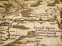 Удивительная карта России 1614 года