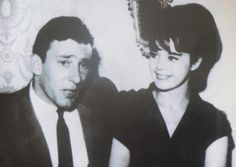 Reggie and Frances Kray