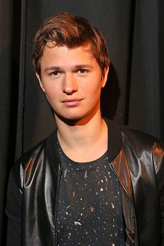 Ansel Elgort Is NOT a Model, and He Really Wants You to Know That