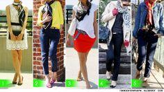 to brighten my day: My Wardrobe Essentials