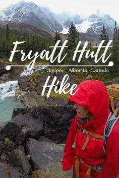 Fryatt Hutt Hike - Jasper, Alberta - Beanies&Bikinis