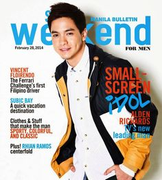 Alden Richards for Style Weekend February 2014 Issue Subic Bay, Alden Richards, Lead Men, Men Tv, Filipino, The Man, Dancer, Abs, Challenges