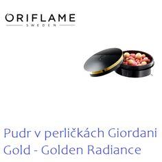 Pudr v perličkách Giordani Gold - Golden Radiance Dog Bowls, History, Gold, Italia, Historia, Yellow