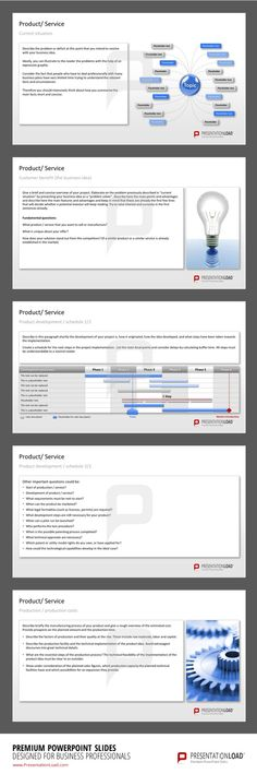 Business Plan PowerPoint Templates Overview over Marketing